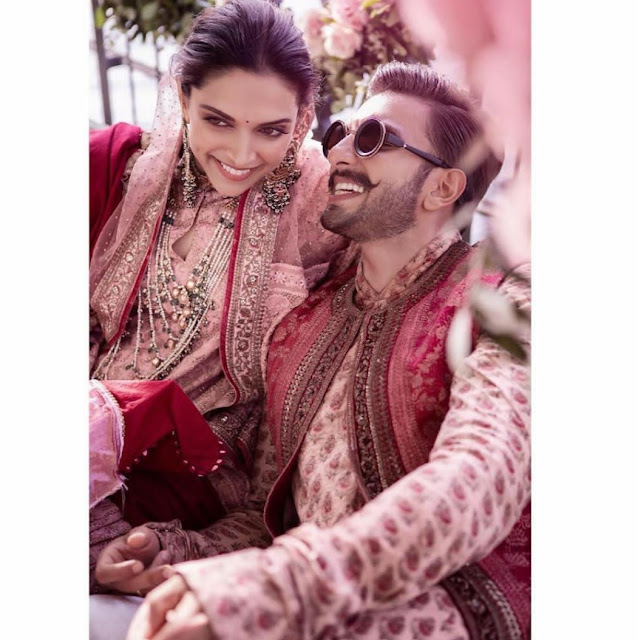 Check Out Wedding Pics of Deepika and Ranveer