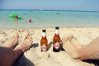 Plaża na San Vito Lo Capo