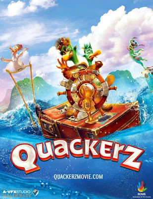Quackerz 2016 DVD R1 NTSC Latino