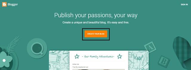 free blog