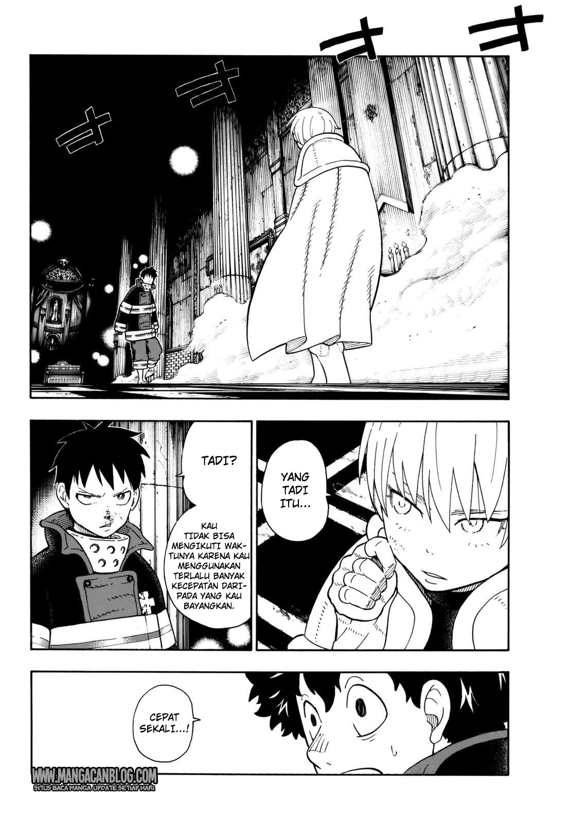 Fire Brigade of Flames Chapter 81-2