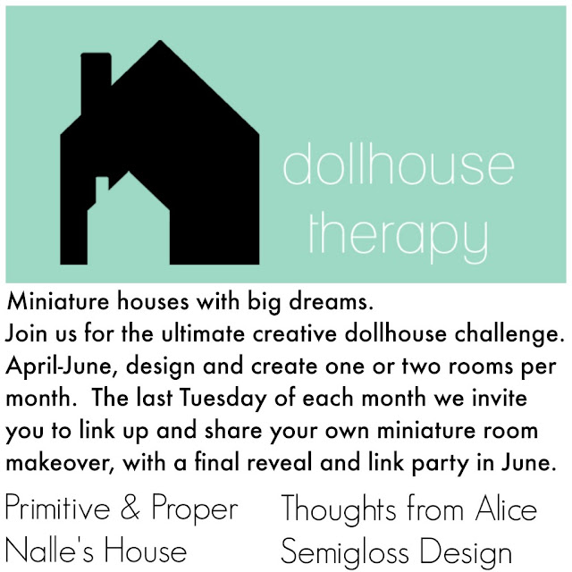 Dollhouse Therapy, Primitive & Proper