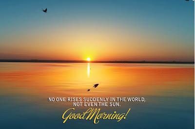 Selamat Pagi Dunia