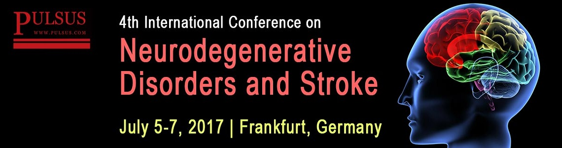 International Conference on NeurodegenerativeDisorders and Stroke