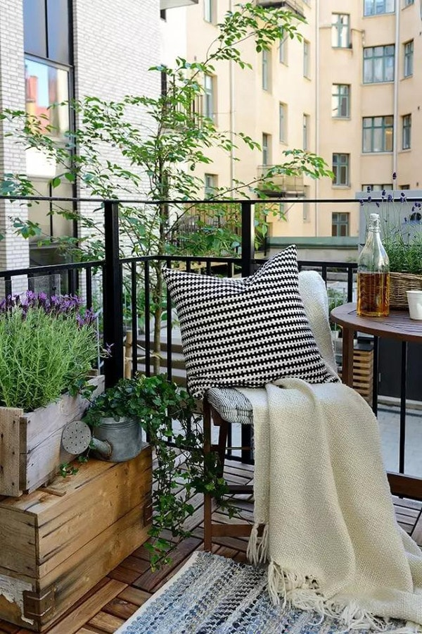 Decoration of balconies for all tastes | lasthomedecor.com 4