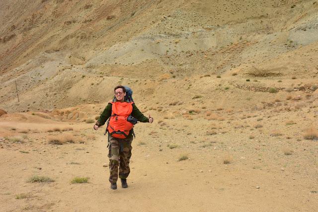 Vallée Sham au Ladakh