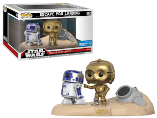 Pop! Star Wars: Movie Moments - R2D2 & C3-PO
