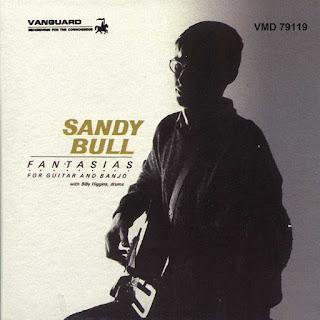 Sandy Bull, Fantasias for Guitar and Banjo