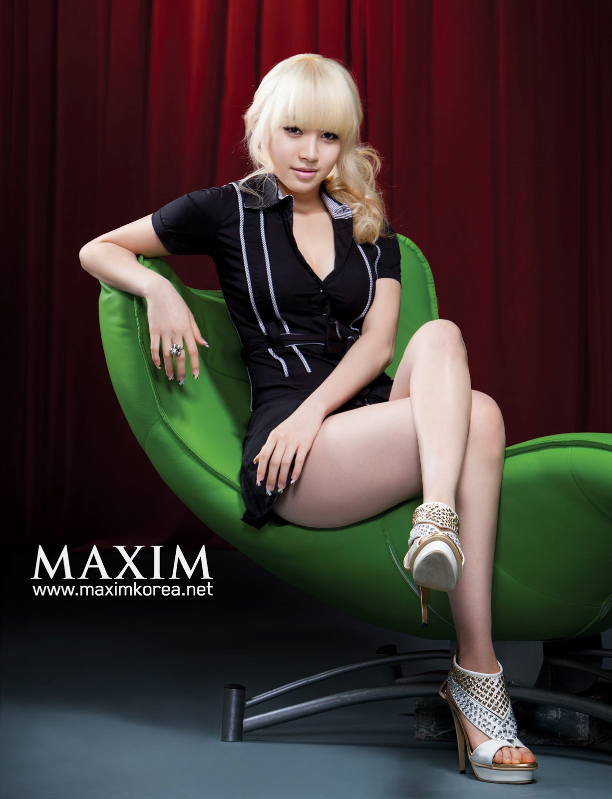 Girl's Day Hot Maxim Korea Pictures