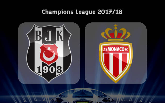Besiktas vs Monaco Full Match & Highlights 1 November 2017