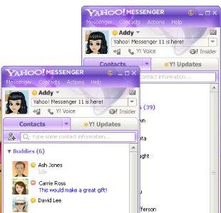 Yahoo Messenger 11.5.0.228 Screenshot
