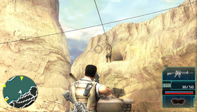 Syphon Filter Logan's Shadow (USA) Iso PSP For Android