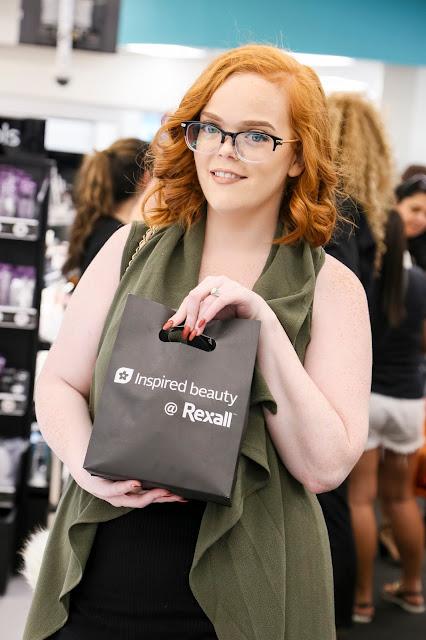 #InspiredBeauty   Rexall's New Beauty Department - The Next Beauty Destination   labellesirene.ca