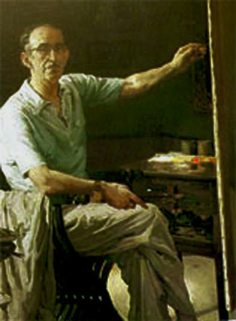 Francisco Rodriguez Clement, Pintor Alicantino