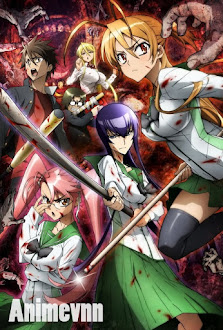 High School Of The Dead - Gakuen Mokushiroku 2010 Poster