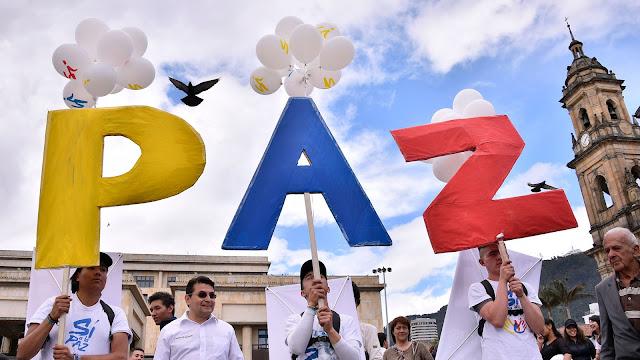 La Paz es la agenda al Norte del Sur