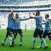 O Grêmio venceu o Corinthians por 1 a 0 e conseguiu a vaga na Libertadores