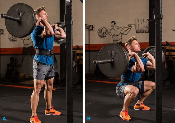 BEST EXERCISES YOU'RE NOT DOING- Front Squat