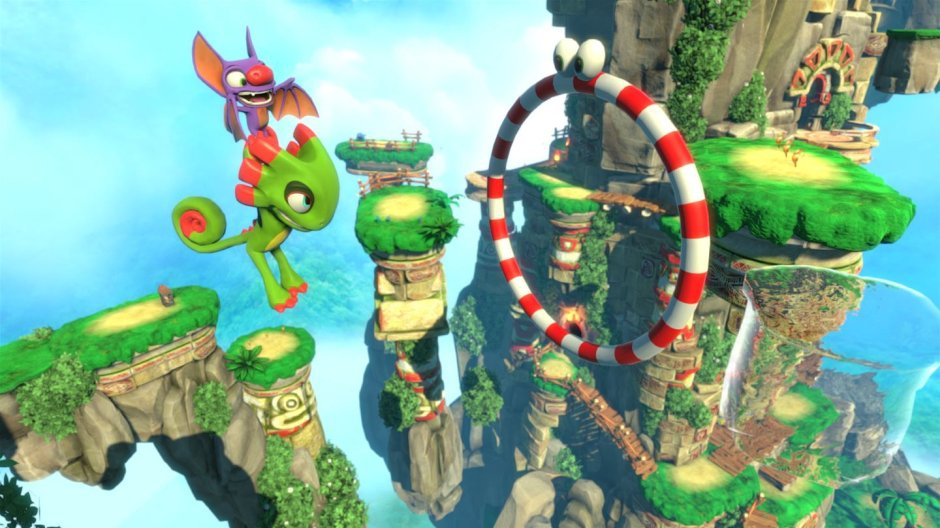 Yooka-Laylee gozará de Xbox Play Anywhere, ¡dos plataformas a precio de una!