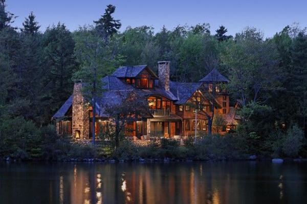 35 Desain Rumah Minimalis di Pegunungan