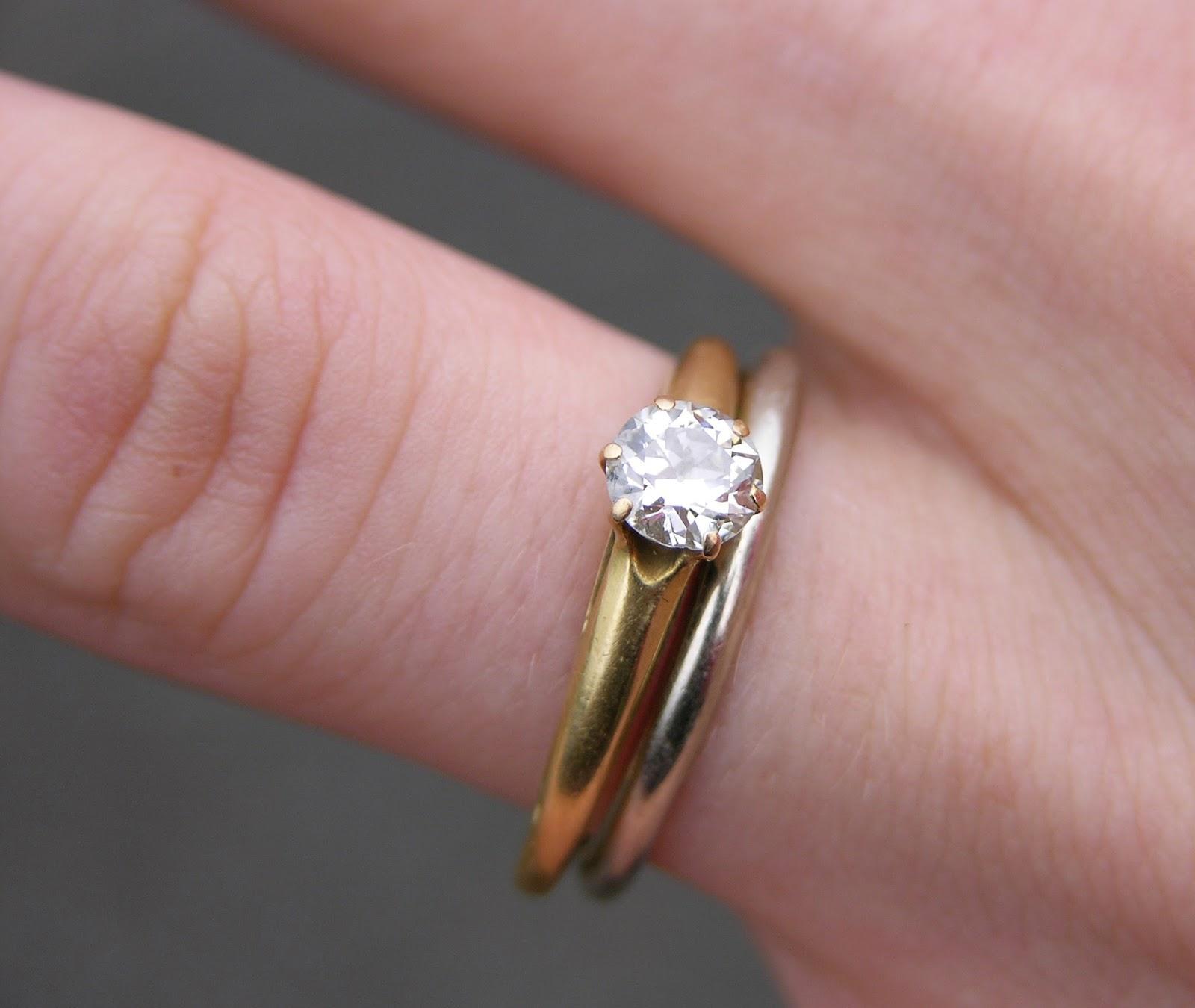 Wedding Ring Tradition