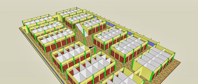 Site Plan Pasar