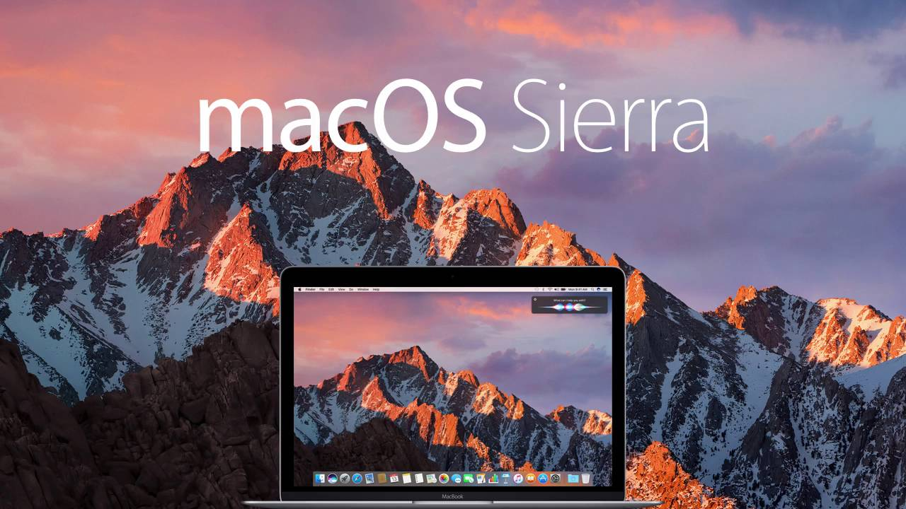 mac os sierra iso download