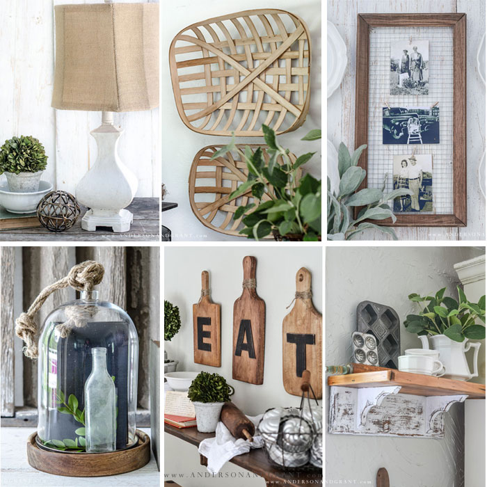 Farmhouse DIY home decor