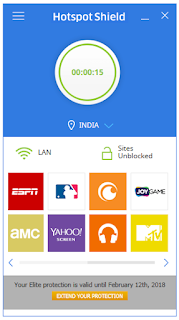 Hotspot Shield VPN Elite 6.20.6