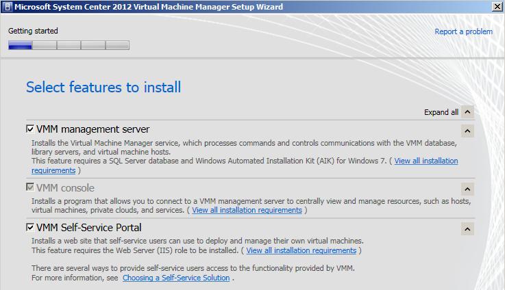 Cosonok's IT Blog: System Center Virtual Machine Manager 2012