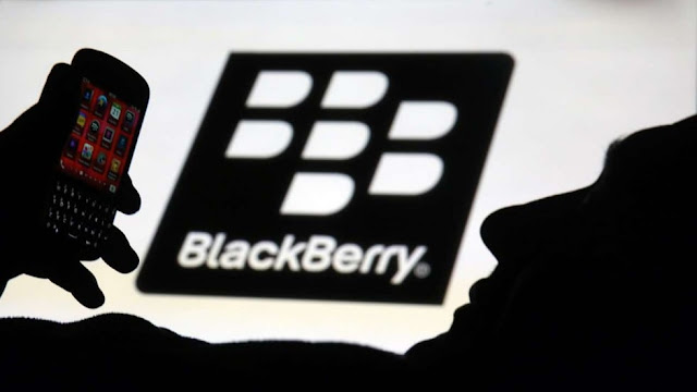 blackberry joins crypto blockchain