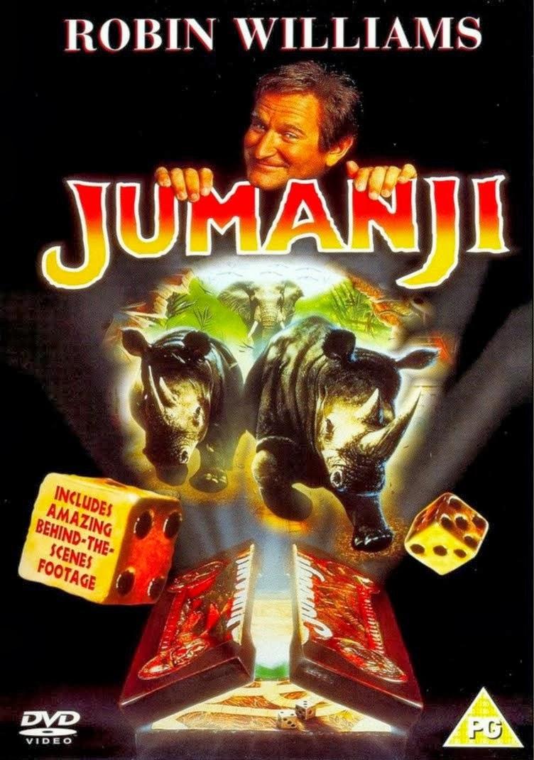 Jumanji – Dublado (1995)
