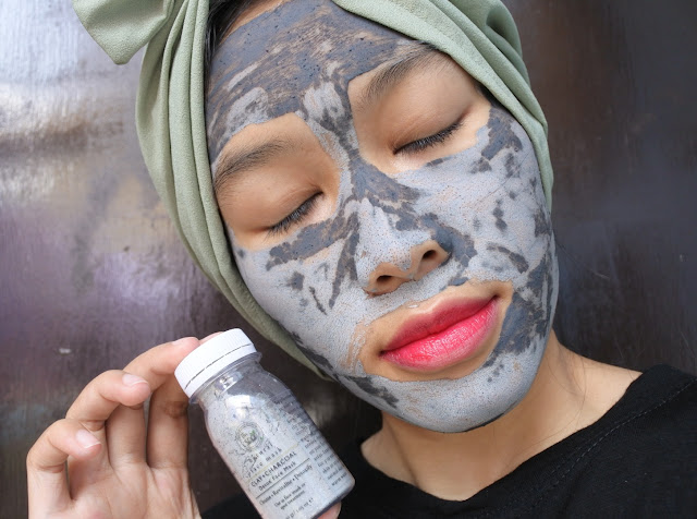 Review The Soco Detox Face Mask