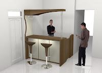 Minibar kantor semarang