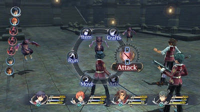 Download The Legend of Heroes Trails of Cold Steel PC
