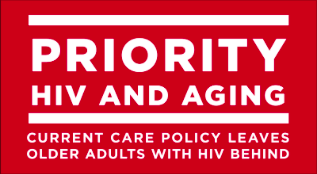 Current Care Policy Leaves Older Adults with HIV Behind