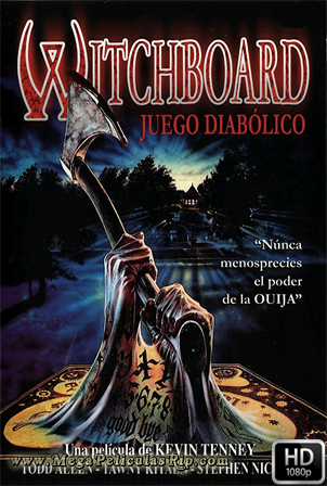 Witchboard 1080p Latino