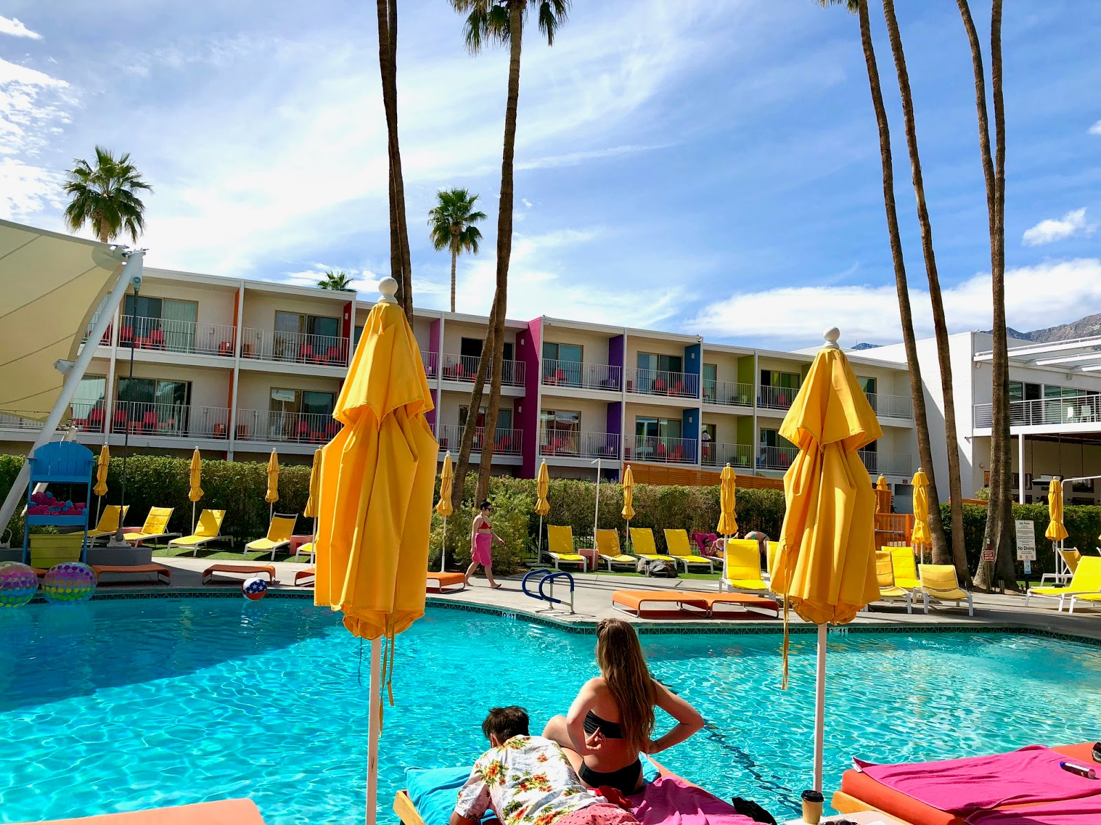The Saguaro Palm Springs Hotel Review