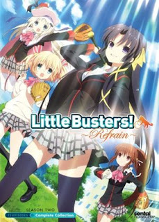 Little Busters!: Refrain - Anime drama school terbaik Fall 2013