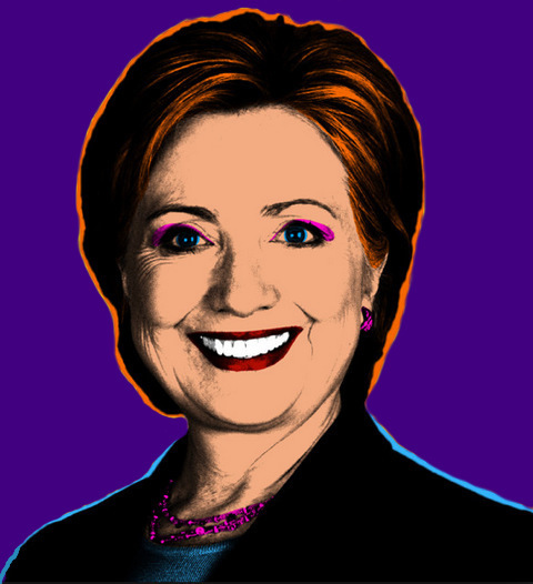 OUTTAKE BLOG™: Hillary Clinton To Be Honored