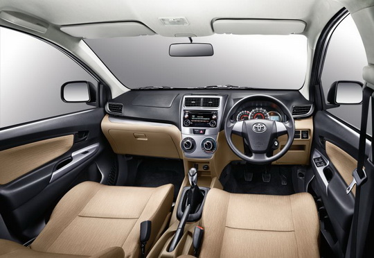 grand new avanza veloz matic all corolla altis interior dan bekasi toyota murah brown dashboard panel design tipe 1 3 g