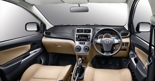 Grand New Avanza Veloz Matic All Vellfire 2015 Interior Toyota Tipe E G Dan ...