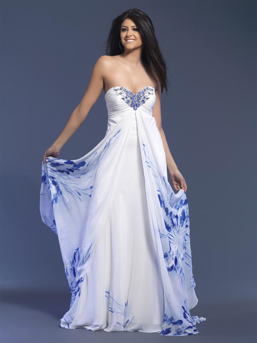 Buying dress