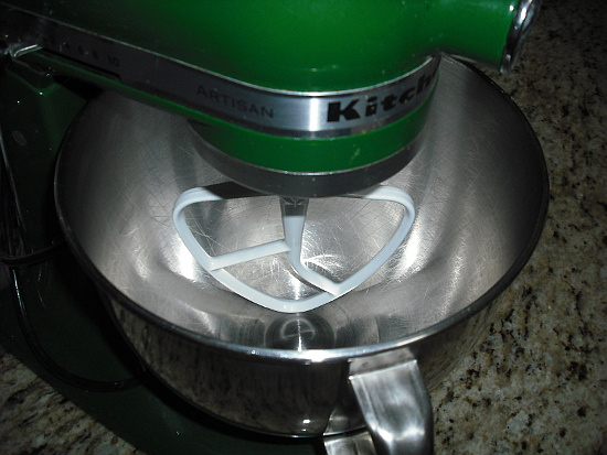 Kitchen Aid Attachment Repair