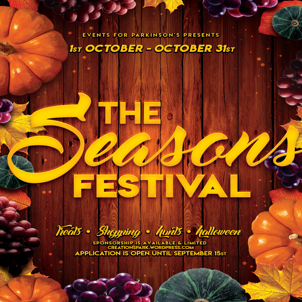 Creations Park Seasons Festival