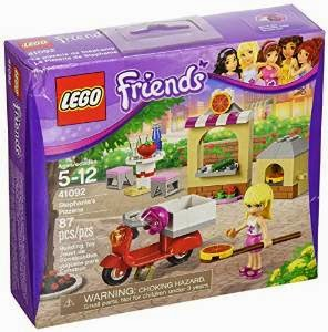 LEGO Friends Stephanie`s Pizze...