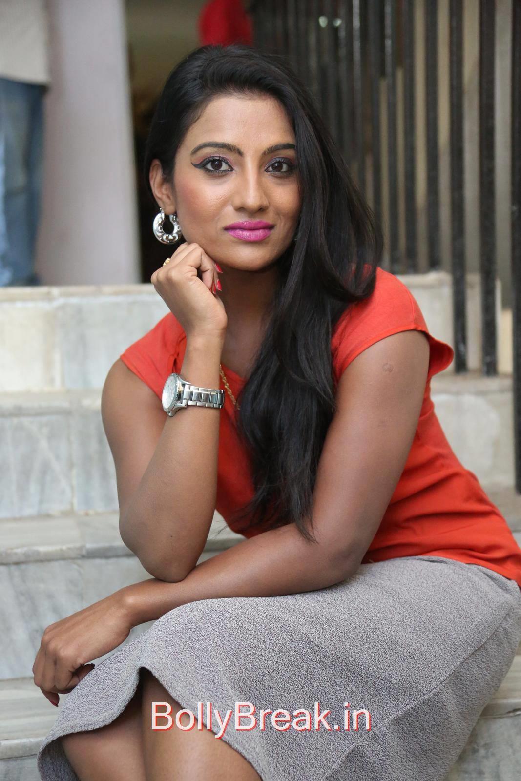 Mamatha Rahuth Pics, Mamatha Rahuth Hot Pics from National Silk Expo Launch