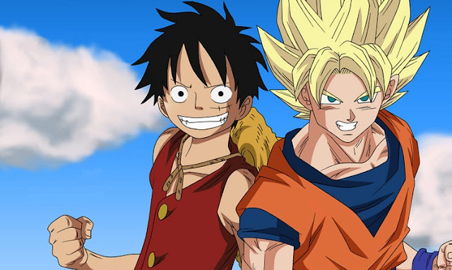 Dragon Ball One Piece