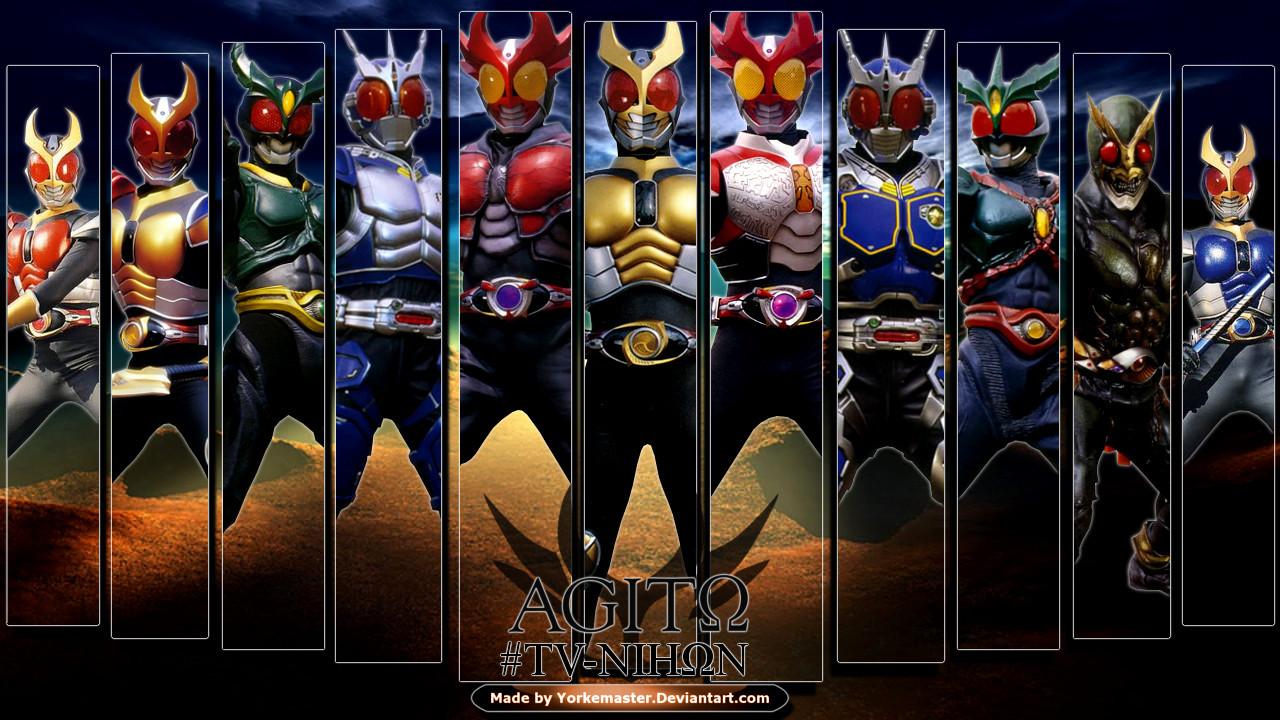 Download Kamen Rider Agito Subtitle English Torrent Download