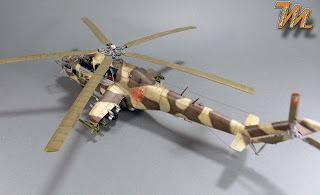 Mi-24 A, Zvezda 1/72